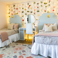 Girls Room Idea | Savannah's Girls Room Sources