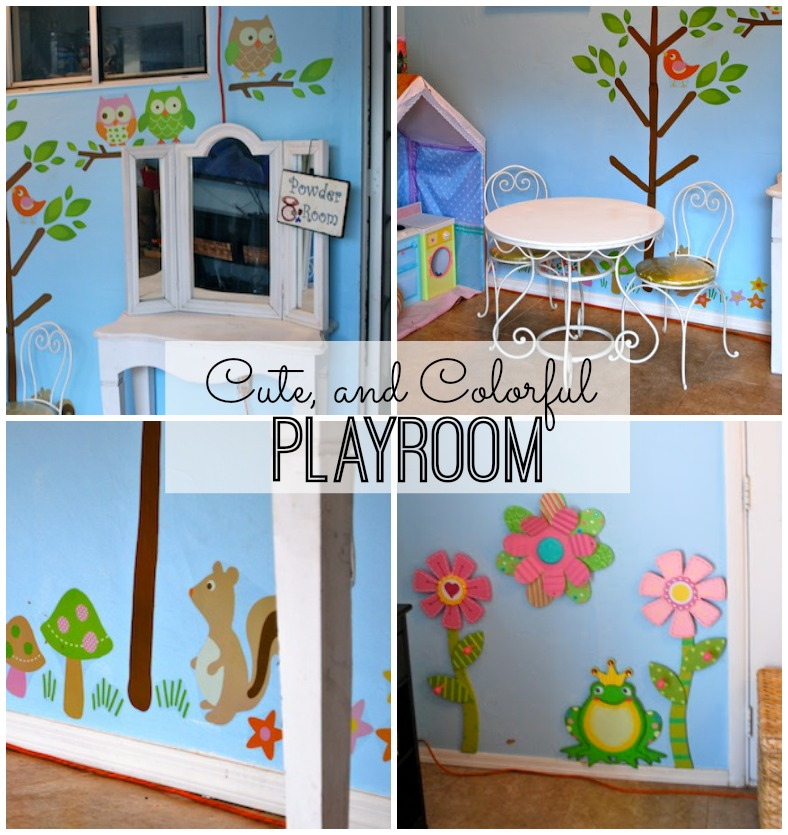 Colorful Playroom