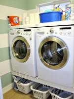 DIY Laundry Room Makeover - www.classyclutter.net