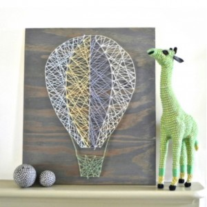 Guys, we've seen string art but let's get real, hot…