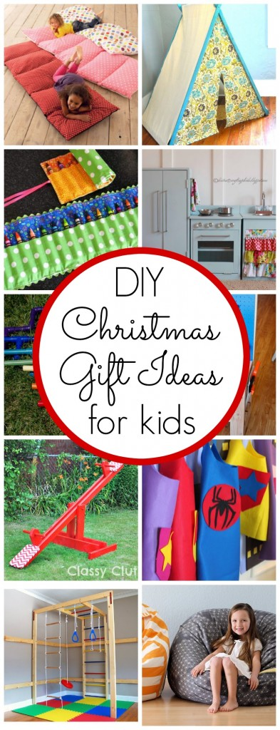 Christmas Gift Ideas For Kids Diy.Diy Kids Christmas Gift Ideas Classy Clutter