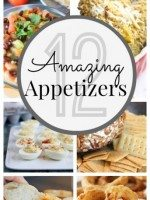 12 Amazing Appetizers