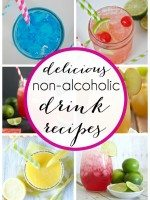 Delicious Non-Alcoholic Drinks