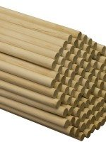 7/16 Wooden Dowels