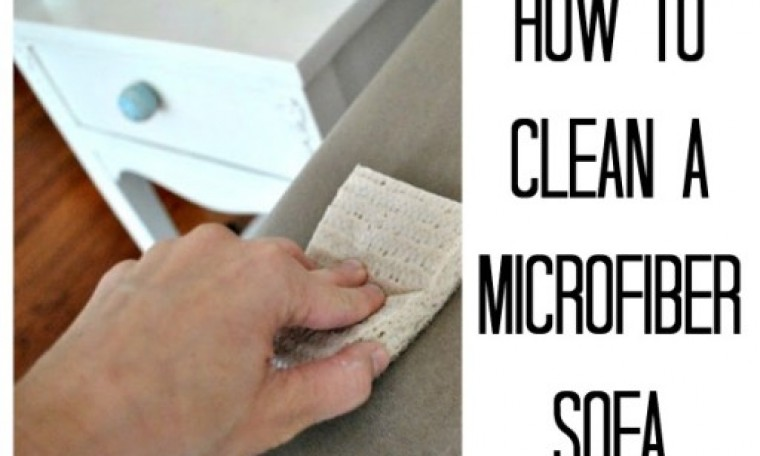 how to clean microfiber with alcohol