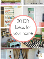 DIY Home Decore Ideas
