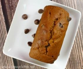 Chocolate Chip Pumpkin Bread for Beginners