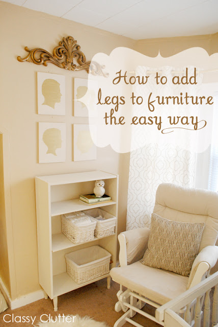 Howtoaddlegstofurniture