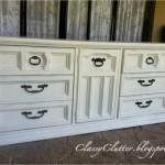Creamy White Dresser