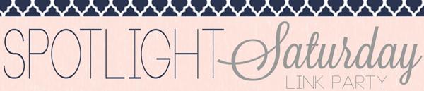 Spotlight Saturday Header