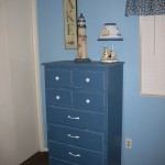 Baby's Blue Dresser