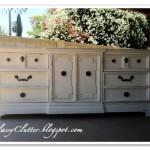 Oriental Silk Dresser