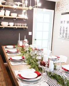 We are in love with how Savannahs Christmas Tablescape withhellip