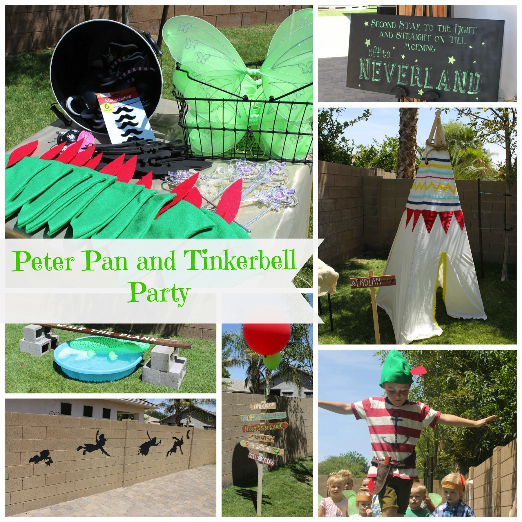 peter pan and tinkerbell birthday party on how to bake a birthday cake for mom