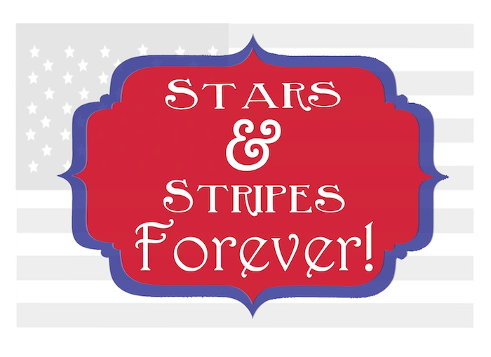 stars and stripes forever copy