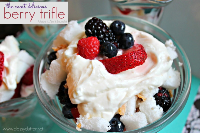 trifle christmas trifle english trifle english trifle to die for berry ...