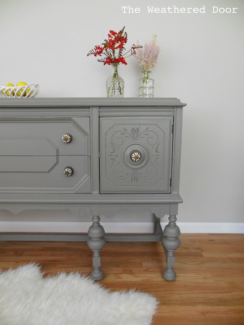 Gauntlet Grey Buffet WD 4