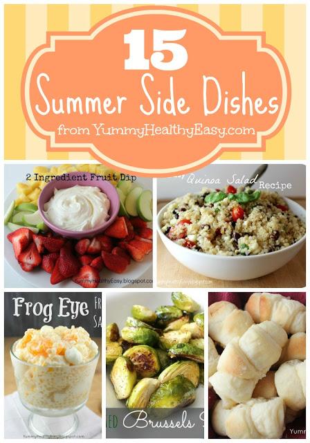 15 Summer Gel Nails: 15 Summer Side Dishes