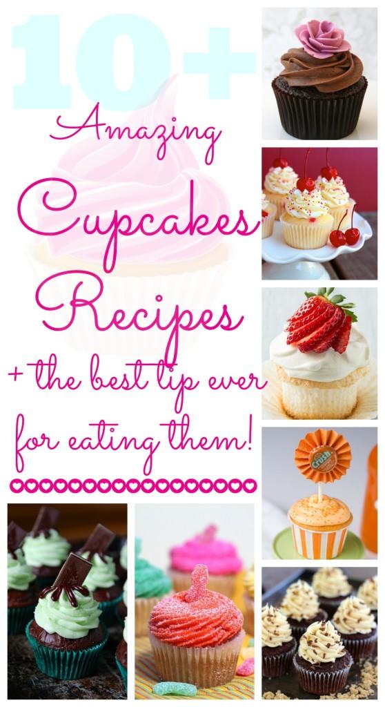 Amazing Cupcake Recipe