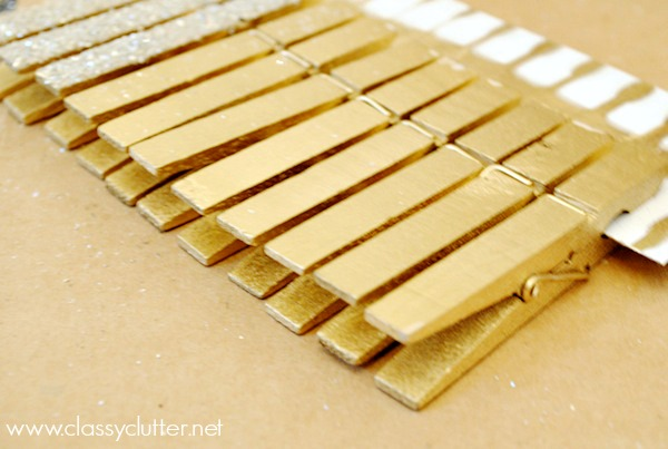 DIY Glittered Clothespins_1