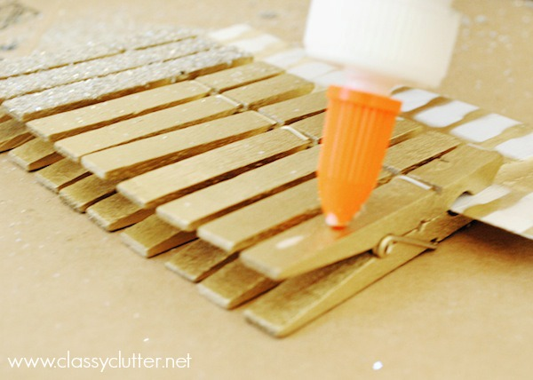 DIY Glittered Clothespins_2