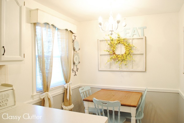 cute little dining room