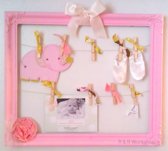 diy keepsake display