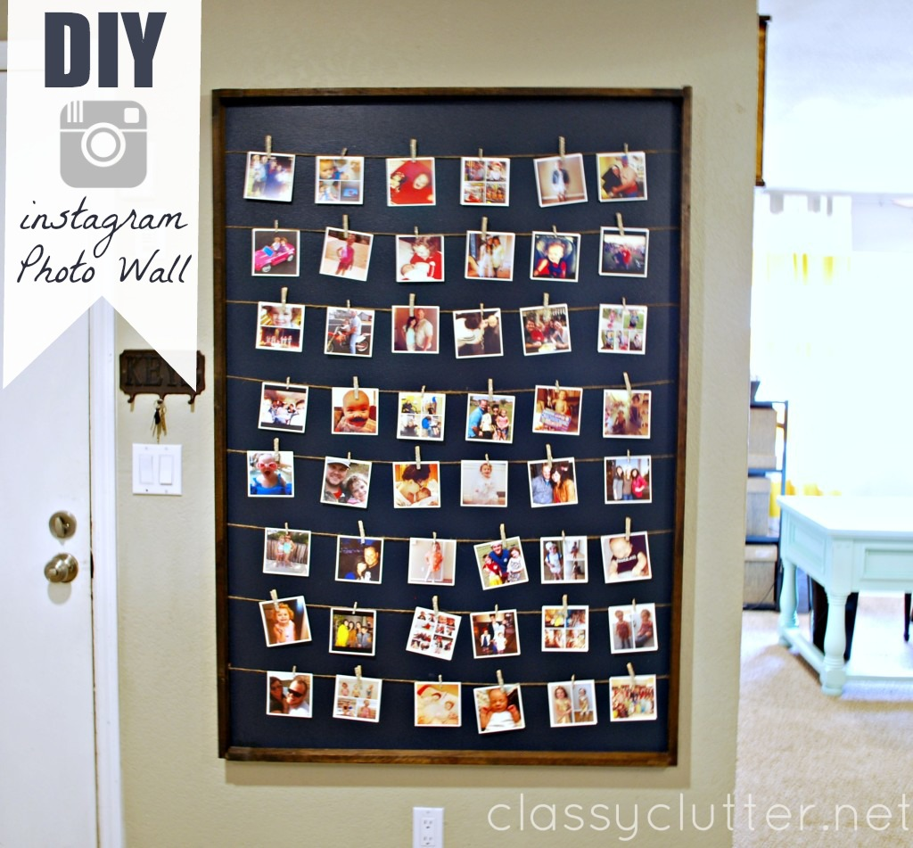 20 DIY Ideas For Your Home