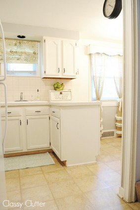 5 ways to make a tiny kitchen look and feel larger!
