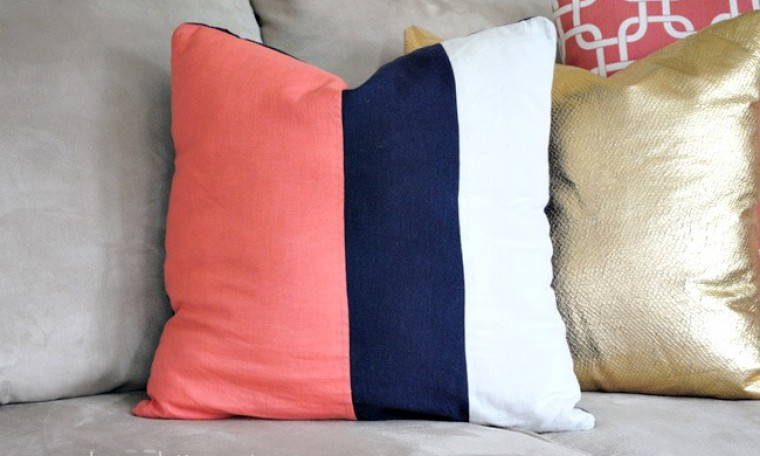 DIY Throw Pillow Ideas