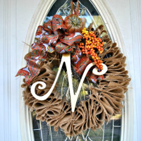 Fall Wreath 1