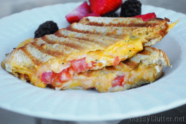 Grilled Cheese And Pickle Panini Recipes — Dishmaps