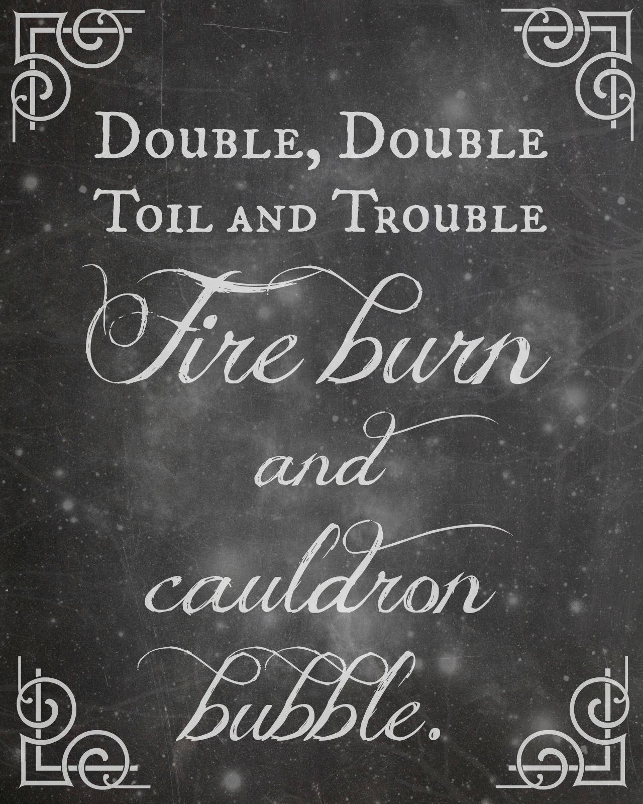 double double toil and trouble the Shakespeare cast the scottish king as the ultimate villain, but you shouldn't believe everything you see on stage or screen.