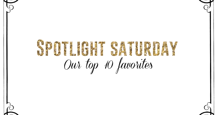 Saturday Spotlight..