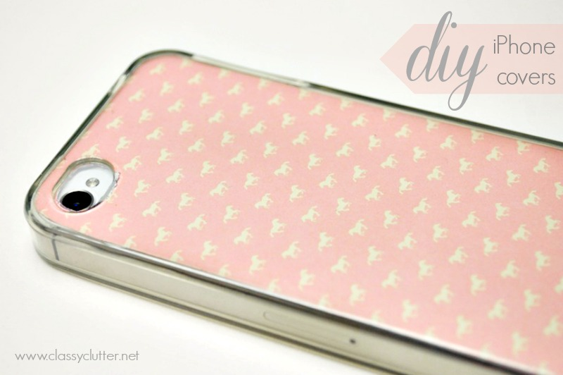 Diy Iphone Cases Under 2 Classy Clutter