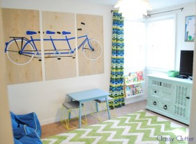 Bright and Fun Playroom Reveal