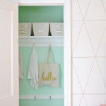 DIY Coat Closet Makeover 4