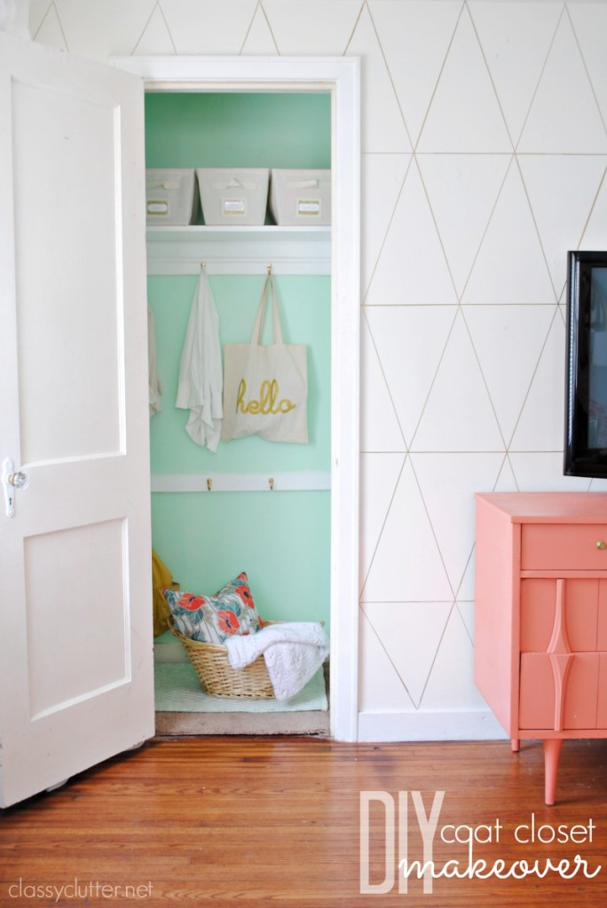 DIY Coat Closet Makeover_Text