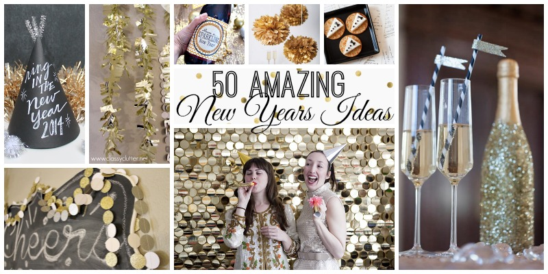 50 Amazing New Years Ideas