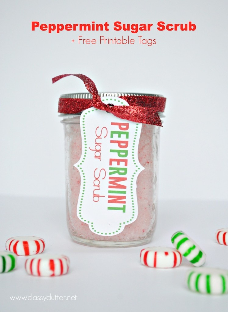 Peppermint Sugar Scrub_2