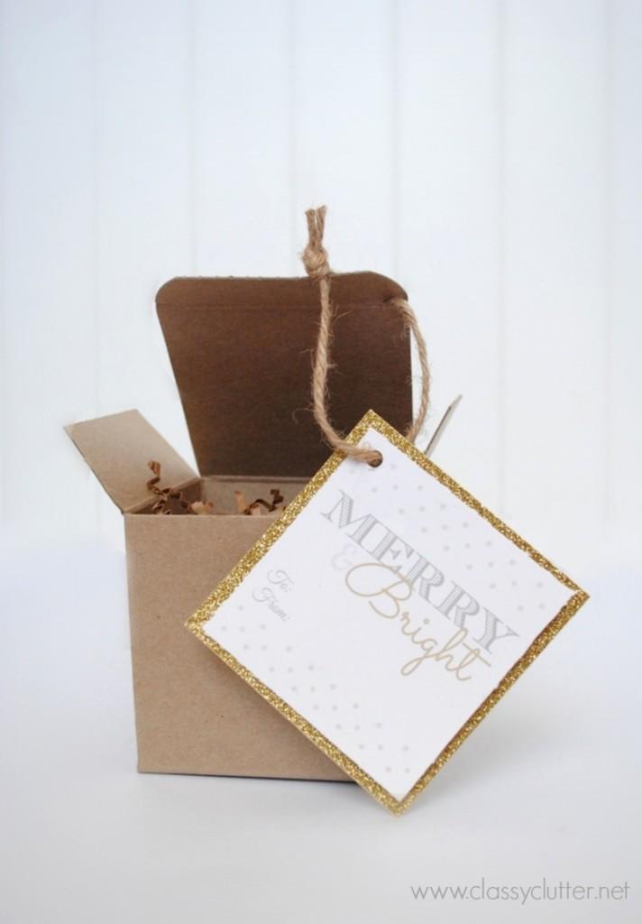 Printable Gift Tag 1