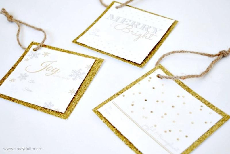 Printable Gift Tag 2