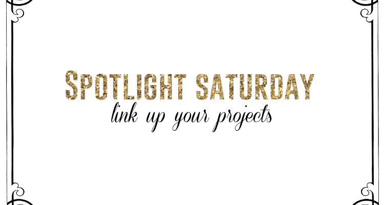 Spotlight Saturday..
