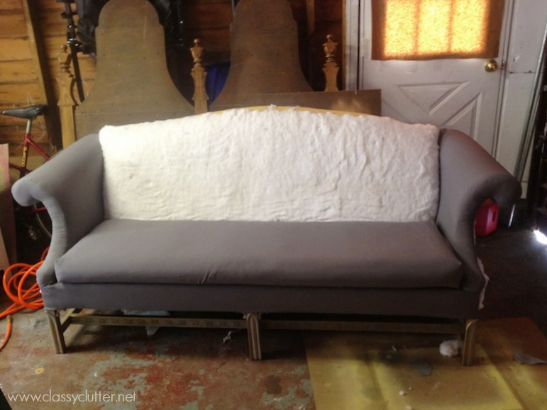How To Reupholster A Sofa Diy How To Reupholster A Sofa Alo Upholstery You Thesofa