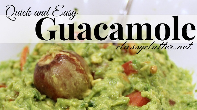 Guacamole Recipe featured image