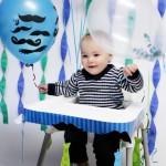"""Little Man"" Mustache birthday party! Tons of cute ideas for any little boy party! | www.classyclutter.net"