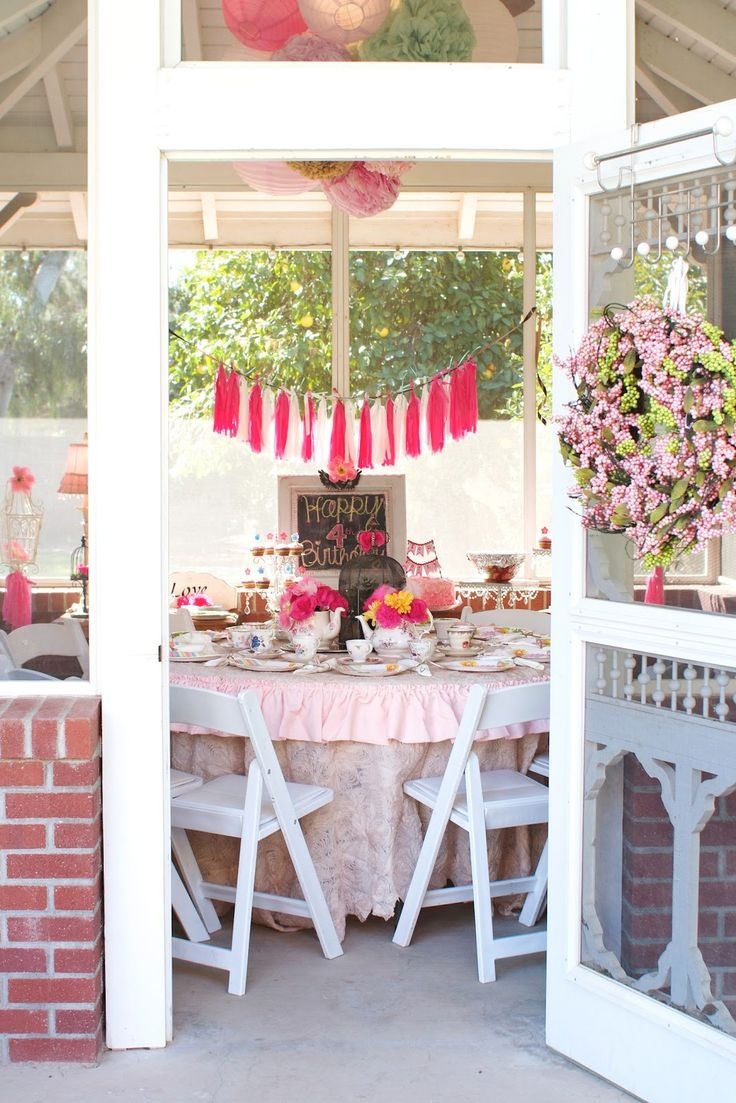 30 girls birthday party ideas