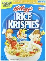 Rice Krispies Cereal