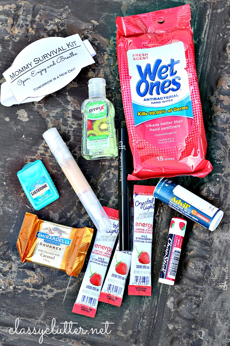 Mommy survival kit in a jar classy clutter img2140g edited solutioingenieria Gallery