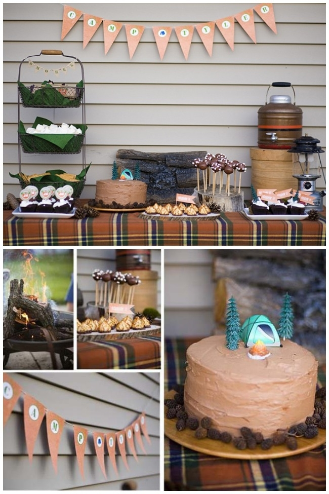 boys-camping-birthday-party-ideas